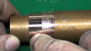 SHOP TIPS #187 Vertical Shear Lathe Tool Part 2 of 2 tubalcain