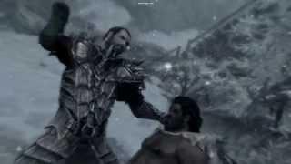 the elder scrolls skyrim атаки и убийства