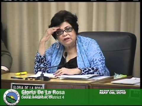 05.08.12 (8/8) Salinas City Council Meeting Of May 8, 2012