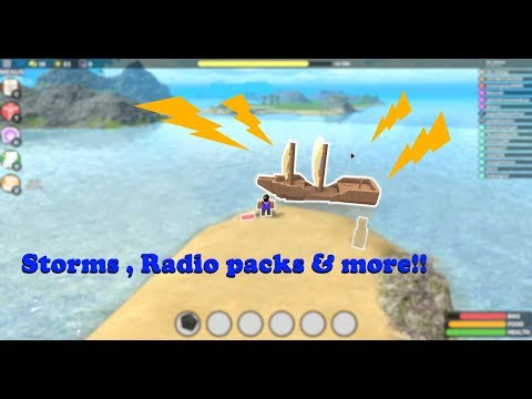 Booga Booga Storms, Radio Packs , Huge Tribes , Sailboats and more!!!