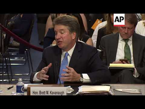 Supreme Court nominee Brett Kavanaugh ducks gay marriage questions