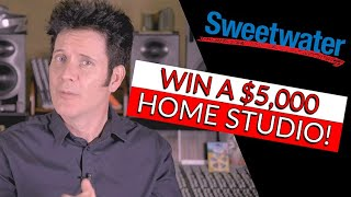 Build a Home Studio for under $5,000   Sweetwater - Warren Huart: Produce Like A Pro