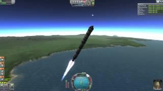 Kerbal Space Program 1.0 - Launching Rockets To Orbit