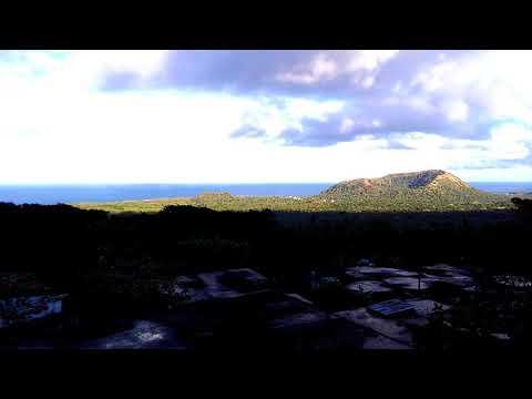 Comoros   Travel Tourism   Sun Light Time Lapse