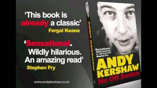 Andy Kershaw gets the giggles - No Off Switch (Willie On The Plonker letter)