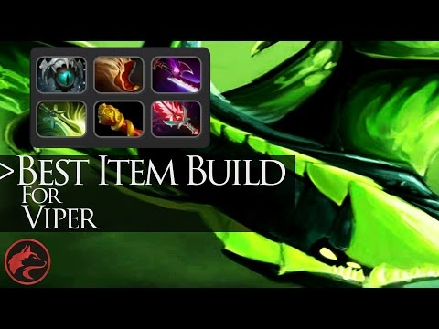 Viper build guide dota 2: viper: the guide to carrie mid. Op.