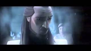 Gambar cover Star Wars The Clone Wars Qui-Gon Mortis scenes