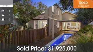 Sold: 25 Kingston Street, Hampton