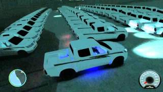TOYOTA HILUX DUBAI GTA 4