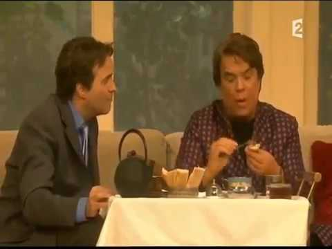 Oscar Bernard Tapie, Chantal Ladessou theatre en entier en francais
