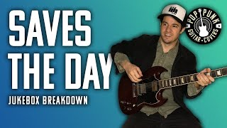 Saves the Day - Jukebox Breakdown (Guitar Cover)