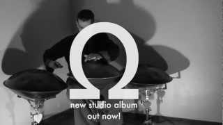 Spyros Pan - Omega. New studio album promo video A. Music for Halo, Hang & Bells. HD