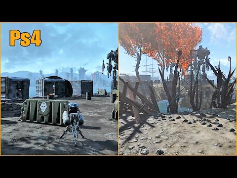 Bumpkin Island: Fallout 4 Mods Ps4 [ Player Settlement ]