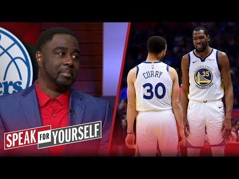 KD made a bigger statement last night than Ben Simmons did — Chris Haynes | NBA | SPEAK FOR YOURSELF