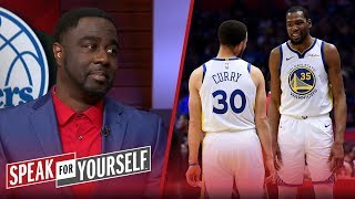 KD made a bigger statement last night than Ben Simmons did - Chris Haynes | NBA | SPEAK FOR YOURSELF