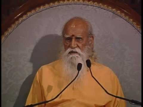"""Yoga in Daily Life"" - A Talk by Swami Satchidananda (Integral Yoga)"