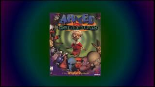 Jungle Critters (Jungle Ambience 1) - Armed & Delirious (Dementia) OST - Aviv Kordich
