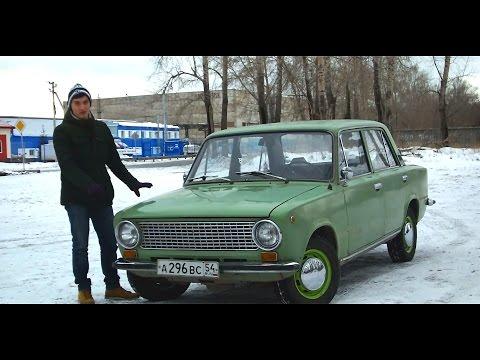 ВАЗ 2101 с мотором от НИВЫ