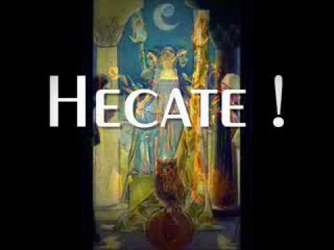 Hecate's Calling Song (Chant lyrics)