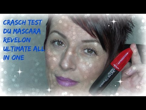 Crash Test Du Mascara REVLON Ultimate All One