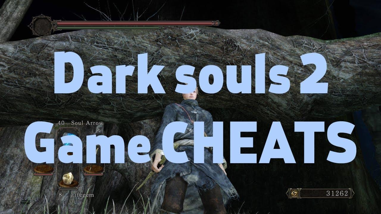Dark Souls 2 2014 All Cutscenes Walkthrough Gameplay: Dark Souls 2 GAME CHEATS (trainer +12)