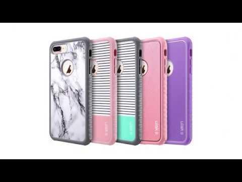 ulak clear iphone 8 case