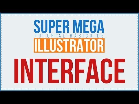 Super Mega Tutorial Basico de Illustrator - Interface thumbnail