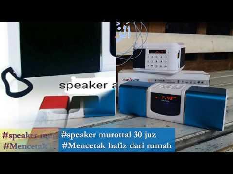 Speaker Murottal Anak