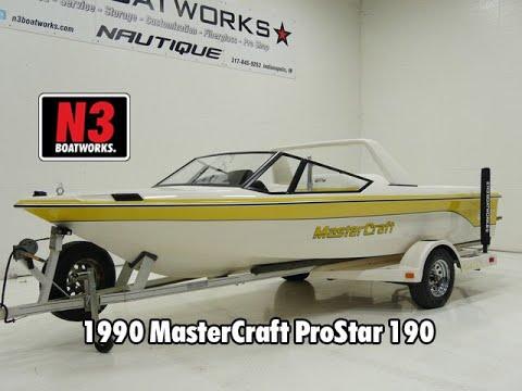 Download 1990 MC ProStar 190 - Walk Through || N3 Boatworks