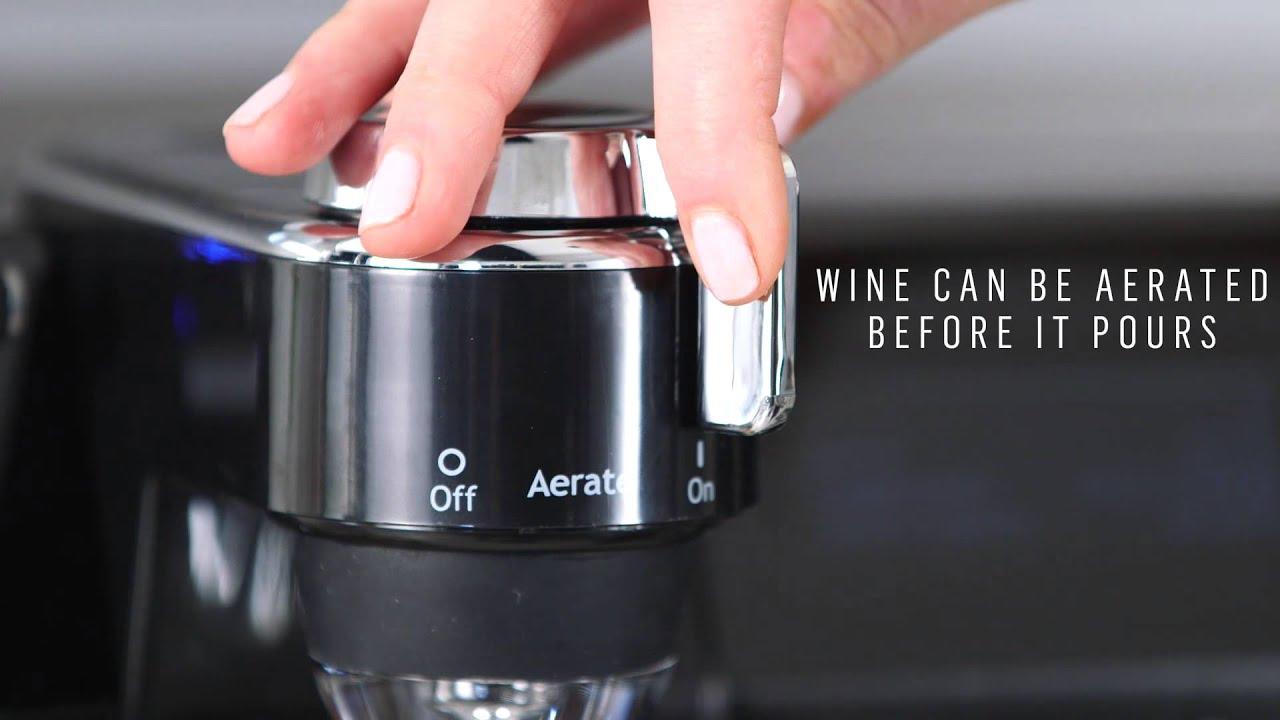 Krups Wine Aerator Dispenser Williams Sonoma