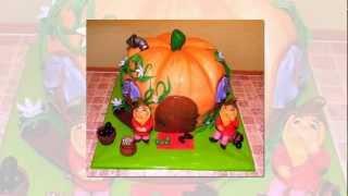 Смотреть видео детские торты спб