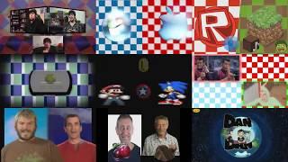 [Request] Kirby vs Masked Dedede Nineparison (YTPMV)