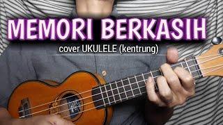 Gambar cover MEMORI BERKASIH Achik Spin -Siti Nordiana UKULELE (kentrung) SENAR 4