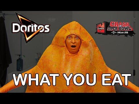HollywoodHashtag - PK's Doritos Commercials Featuring Lil KIKI!