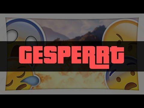GTA V Account GESPERRT!!1