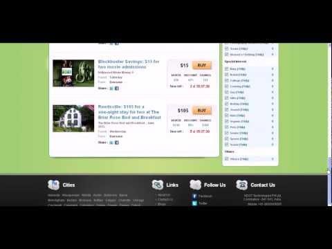 Deals Aggregator - Premium Version Demo