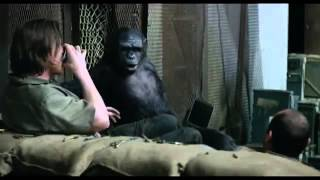 Dawn Of The Planet Of The Apes Official Final International Trailer (2014) Andy Serkis