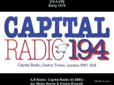 [79-4-CR] Capital Radio 95.8Mhz ~ April 1979 ~ ILR Radio