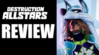 Destruction Allstars Review  - The Final Verdict (Video Game Video Review)