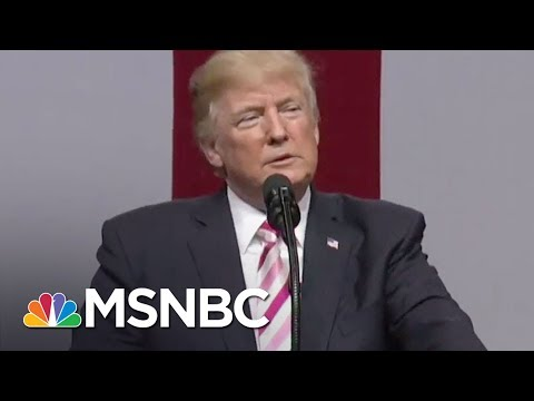 Donald Trump: NFL Owners Should Fire Players Who 'Disrespect The Flag'   The Last Word   MSNBC