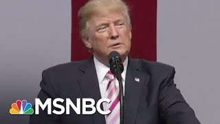 Donald Trump: NFL Owners Should Fire Players Who 'Disrespect The Flag' | The Last Word | MSNBC