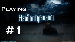 The Haunted Mansion - Halloween special Walkthrough Part 1