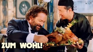 Guten Appetit | Eine Faust Geht Nach Westen | Best Of Bud Spencer & Terence Hill