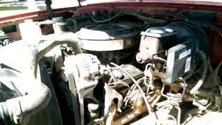 1991 chevrolet suburban v2500 4x4 rough idle stall ****UPDATED, FIXED****