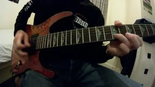 Savatage - Hounds (Guitar Cover)