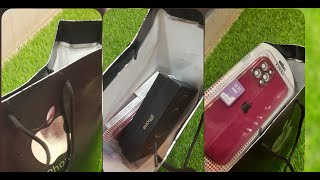 My New 🍎 iPhone 12 Pro Unboxing |Magsafe Charger |iPhone back cover |Apple Accessories