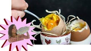 Uovo alla Coque... in Lavastoviglie - Cucina Molecolare