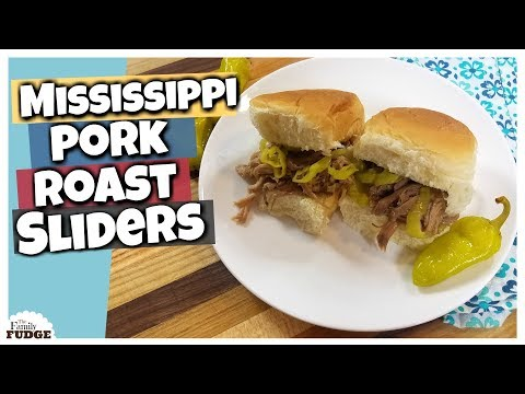 Mississippi Pork Roast in the Slow Cooker || Budget Cooking for a CROWD