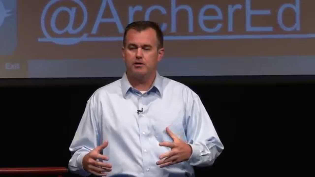 Ryan Archer - Come and See BYOD - CUE 2015 Fall Conference