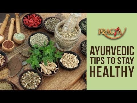 Ayurvedic Tips To Stay Healthy After 40's Dr. Vibha Sharma (Ayurveda & Panchkarma Expert)